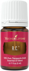 RC essential oil | Young Living
