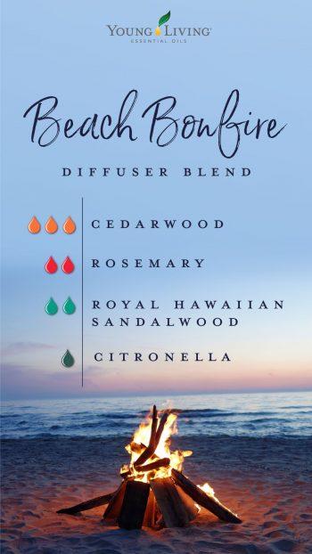 beach bonfire diffuser blend