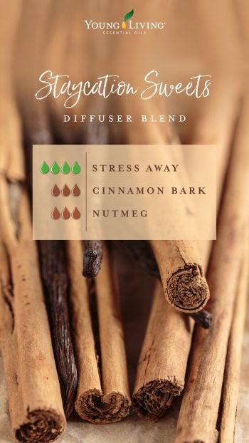 Staycation Sweets diffuser blend