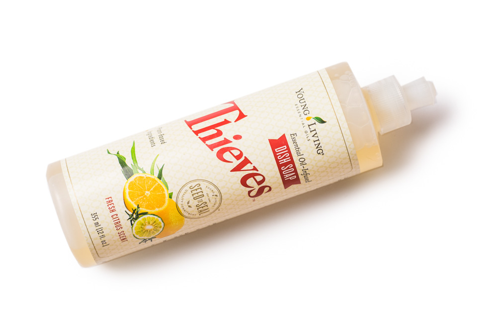 Thieves Dish Soap by: Young Living