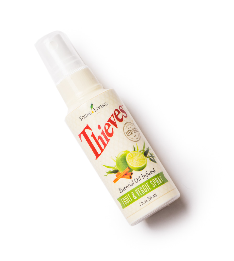 Thieves Veggie Spray: Young Living