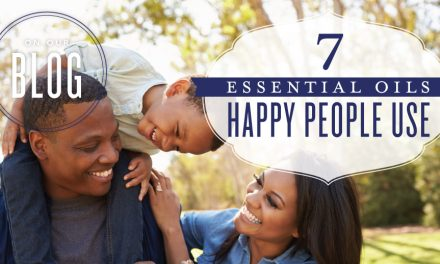 7 oils happy people use