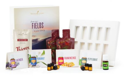 Young Living Basic Starter Kit