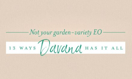13 ways Davana has it all