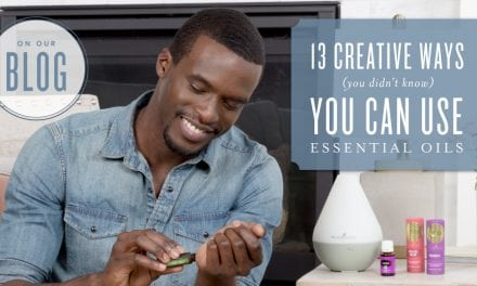 13 creative ways to use essential oils