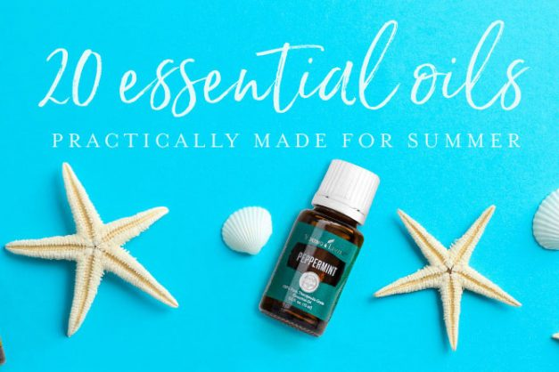 20 essential oils practically made for summer