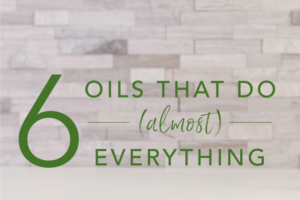 6 Oils that Do (Almost) Everything