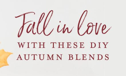 Fall in love with these DIY autumn blends