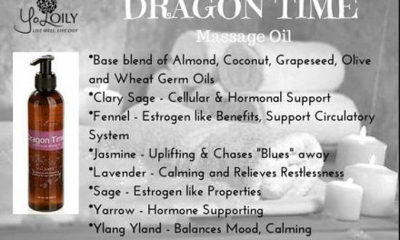 Guess What? Dragon Time Massage Oil!!! Yes Please! And Thank You!