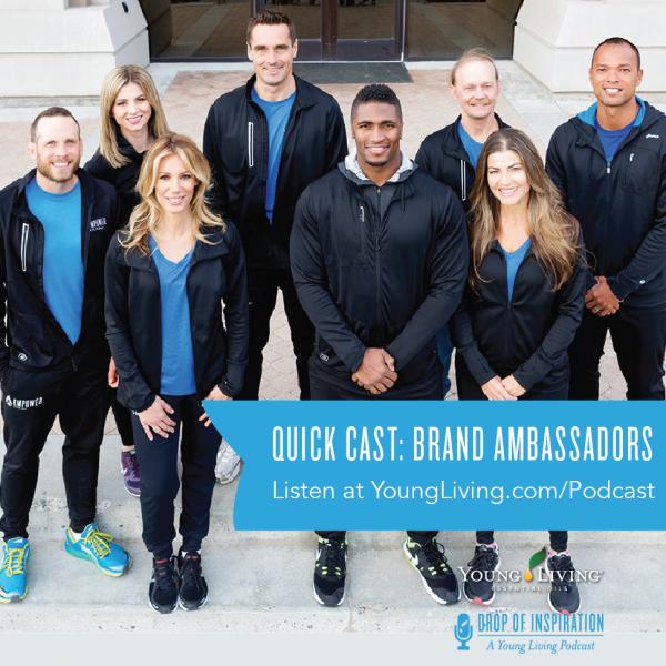 Quick Cast: Brand Ambassadors