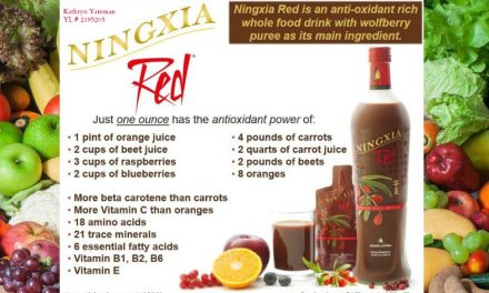 What you need to know.. Ningxia Red part 2     a Wolfberry  part 2!! y