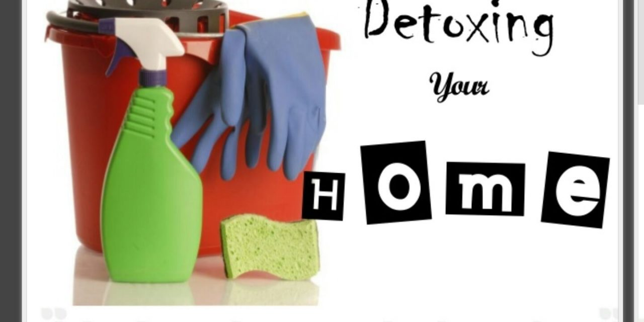Cleaning your home without any toxic chemicals!