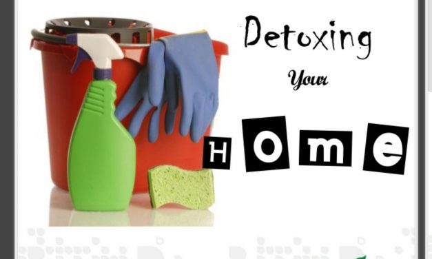Detoxing your home with Young Living!