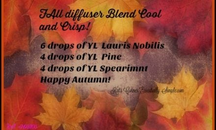 A Scent of Fall!!!!