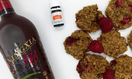 NingXia Red Cookies!