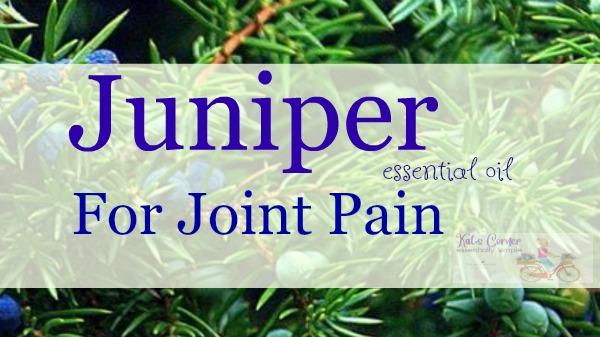 Magical Juniper Joint Gel!