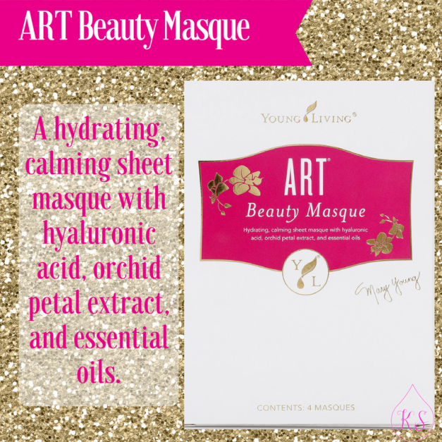 Lindsey Elmore  The ART Beauty Masque