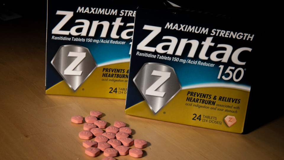 Zantac is now on the list of known cancer causing drugs!