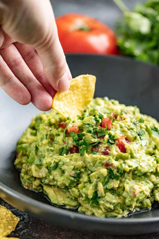 Guacamole with a kick!