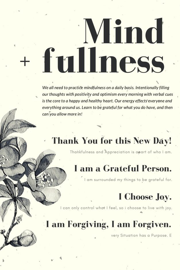 Mindfulness Simple! Easy! Daily!