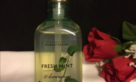 Lemongrass and Mint handsoap … But is it really?