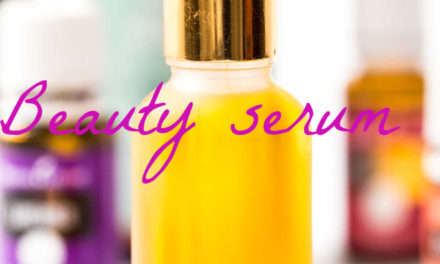 DIY Beauty Serum…Created with  you in mind!