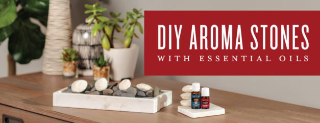 On the YL blog today…DIY aroma stones with essential oils!