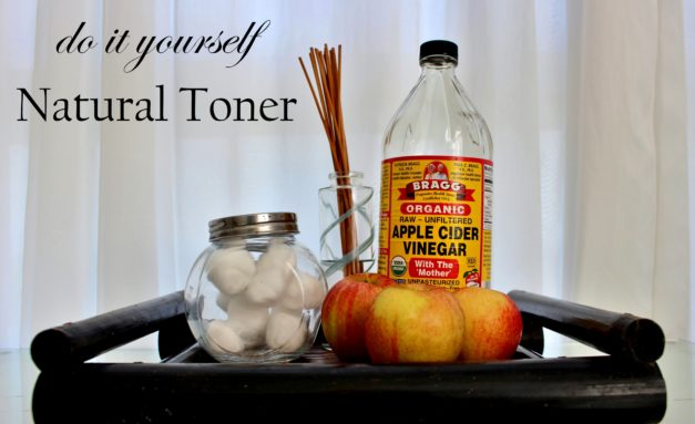 DIY Apple Cider Toner.  After you read this, you might not use anything else!
