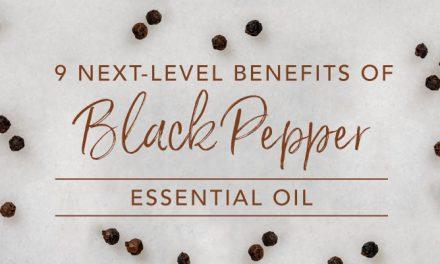 9 benefits of Black Pepper essential oil