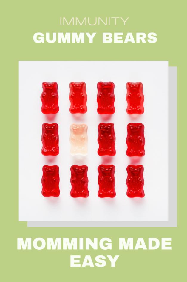 Immunity Gummy Bears