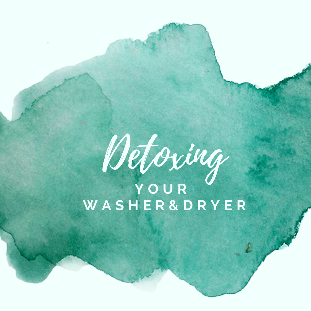 How to Decontaminate Your Washer and Dryer