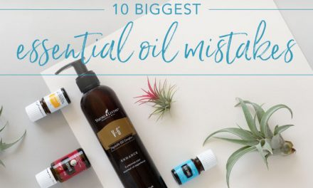 10 biggest essential oil mistakes