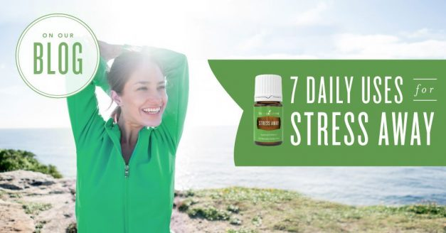 7 daily uses for Stress Away