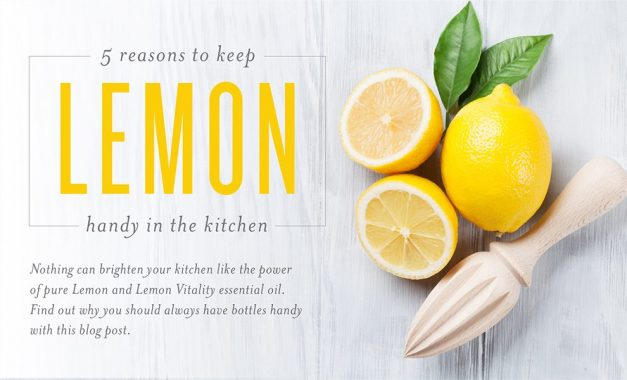 5 reasons to keep Lemon handy in the kitchen