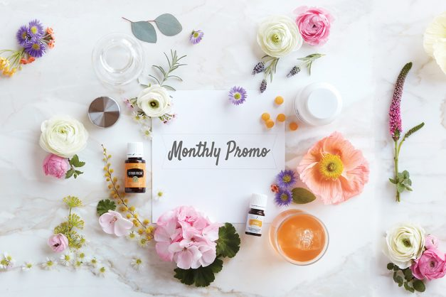 Young Living Monthly Promo