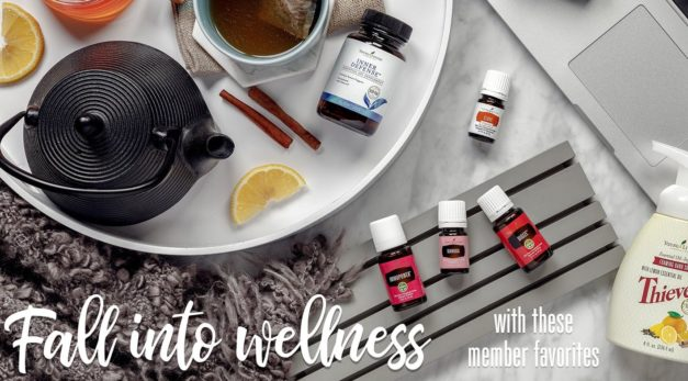 Fall Wellness Tips with Your Starter Kit