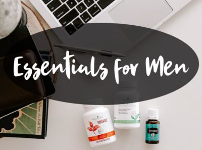 Essentials for Men: Energy and Stamina