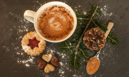 Warm Up this Holiday Season with Nutmeg Hot Chocolate!