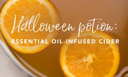 Halloween potion: A Healthy Halloween Potion You Have to Try