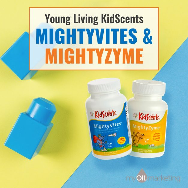 KidScents Supplements are the Way to Go!