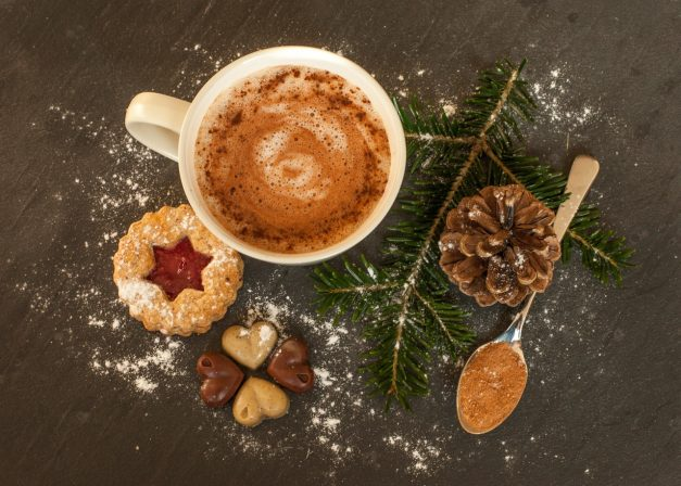 Warm Up this Holiday Season with Nutmeg Hot Chocolate!