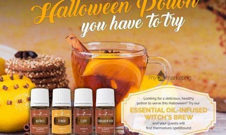 A Halloween Potion That'll Awaken the Spirits!