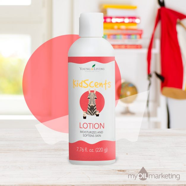 Great Skin Care Tips Using KidScents Lotion and Tender Tush