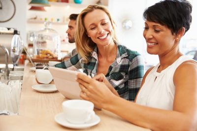 Getting Started Sharing Your Business