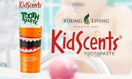 KidScents Slique Toothpaste