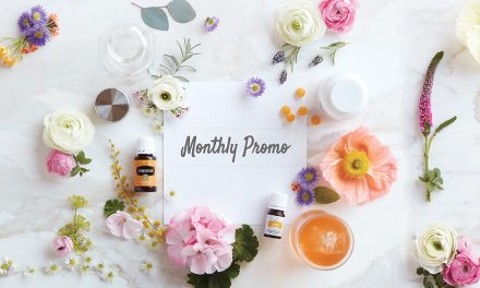 Young Living April Promo
