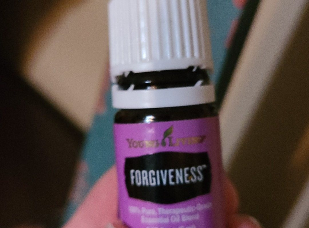 Forgiveness. For me. For them.
