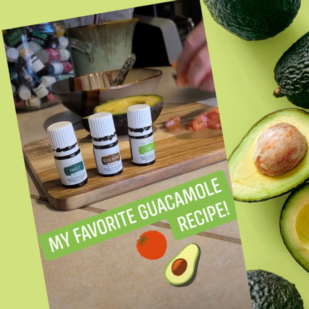 My Favorite Guacamole!