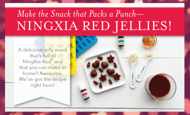 Ningxia Jellies – Valentine's Idea for Kids