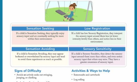 OT Education: Vestibular System Sensory Processing